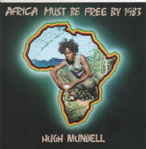 Hugh Mundell - Africa Must Be Free By 1983 (Greensleeves / VP) LP